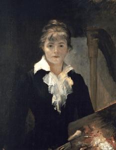Marie Bashkirtseff portrait