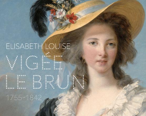 Elisabeth Louise Vigée Le Brun au Grand Palais