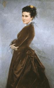 Nélie Jacquemart-André portrait