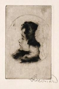 Charlotte Besnard portrait