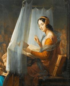 Marie-Eléonore Godefroid portrait