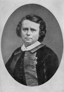 Rosa Bonheur portrait