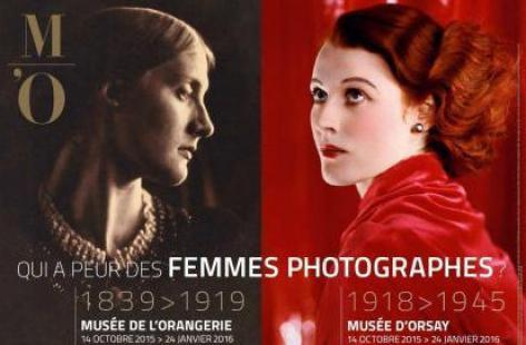 «Qui a peur des femmes photographes ?»