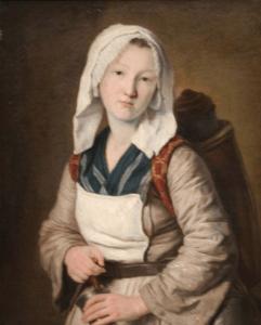 Françoise Duparc La marchande de tisanes
