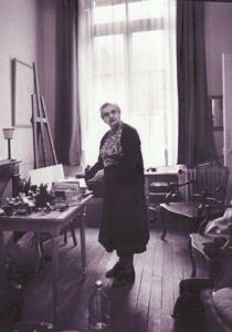 Marcelle Cahn portrait